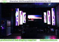 China pantalla LED a todo color de alta resolución digital exterior de la ejecución de la cartelera p2 con 1/32 exploración fábrica