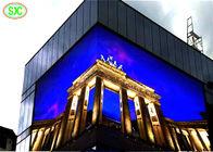 De Buena Calidad pantalla led RGB & Exhibición llevada a todo color al aire libre de las carteleras P6 del LED que hace publicidad 192mm*192m m a la venta