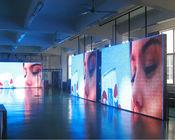 De Buena Calidad pantalla led RGB & Demostración elegante dinámica de la película de la exhibición de la pequeña del pixel de HD de la echada P1.923 LED pantalla de la publicidad a la venta