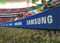 High Resolution Full Color DIP SMD P10 P16 Sport Perimeter Stadium Led Display