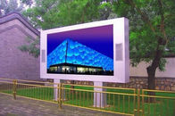 Curve Spherical Cylindrical Led Billboard Advertising 360 Degrees Without Dead Angle