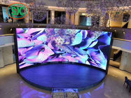 High Brightness Full-Color LED Screen Stage Backdrop P3.91 Die Cast Aluminum