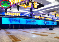 Indoor / Outdoor Led Stage Background Curtain P3 P3.91 Die Cast Aluminum Material