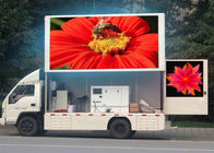 Customized Size P1.87 Truck Mounted Led Display Centure Park 2 Years Warranty