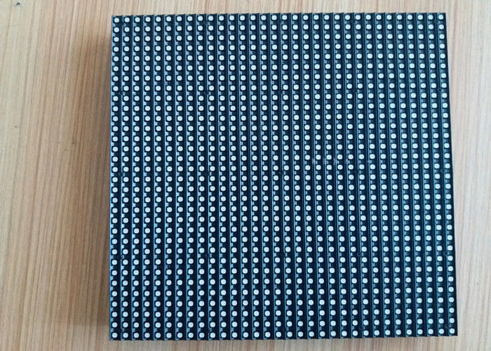 Pixel pitch 6mm LED display module With 32dots x 16dots Resolution outdoor led display module