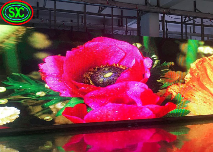 Advertising Billboard Outdoor Led Video Wall P8 High Brightness Die Casting Aluminum