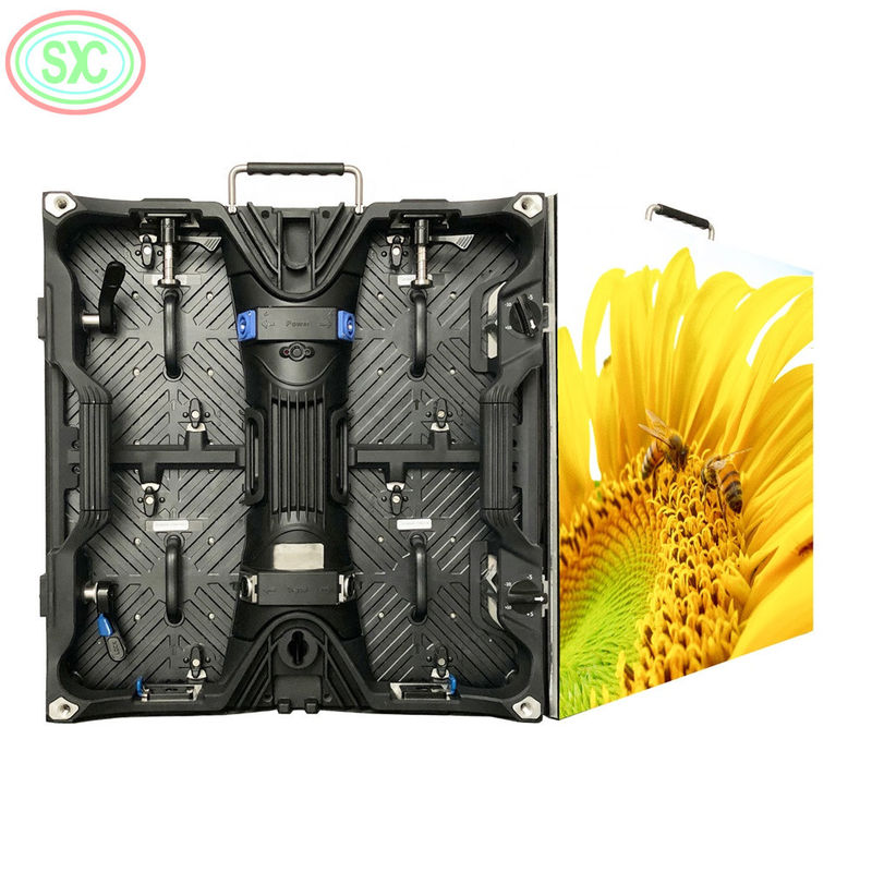 Small Pitch P2.604 Indoor Rental LED Stage Background Screen High Brightness