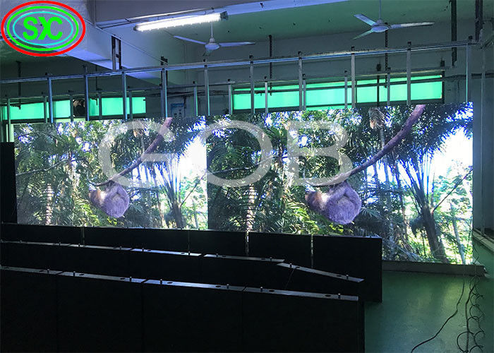 GOB LED Display Indoor P2 rental screen led display die-casting aluminum cabinet 512*512mm